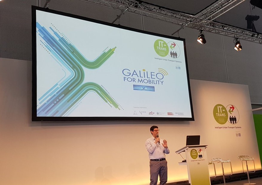 IT Trans Galileo For Mobility